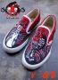 รองเท้าเพ้นท์ ทรงvan  v-012