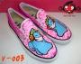 รองเท้าเพ้นท์  ทรงvan  v-003