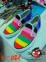 รองเท้าเพ้นท์ ทรงvan  v-021